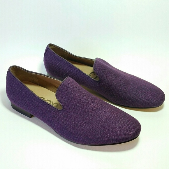 44d27aaa5713 Mens Sam Edelman plum bryan loafer shoes Size 12 M